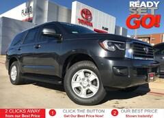 New 2019 Toyota Sequoia SR5 SUV near Dallas, TX