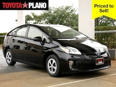Used 2015 Toyota Prius Two Hatchback near Dallas, TX