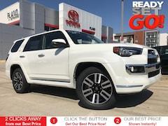 New 2019 Toyota 4Runner Limited SUV near Dallas, TX