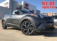 New 2019 Toyota C-HR Limited SUV near Dallas, TX