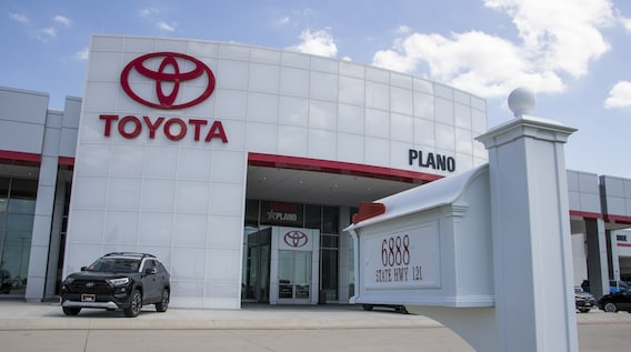 Dallas Toyota Dealers >> About Toyota Of Plano New Toyota And Used Car Dealer