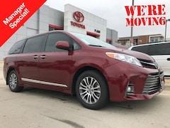 New 2019 Toyota Sienna XLE Premium 8 Passenger Van near Dallas, TX