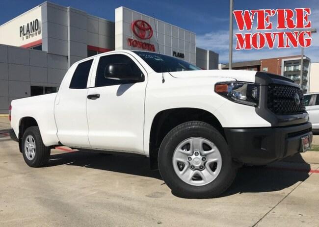 New 2019 Toyota Tundra SR 4.6L V8 Truck Double Cab near Dallas, TX