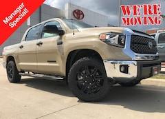 New 2019 Toyota Tundra SR5 5.7L V8 w/FFV Special Edition Truck CrewMax near Dallas, TX