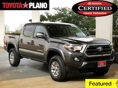 Certified 2016 Toyota Tacoma SR5 Pickup Truck near Dallas, TX