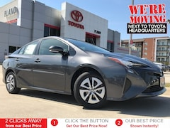 New 2018 Toyota Prius Two Hatchback near Dallas, TX