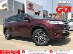 New 2019 Toyota Highlander LE I4 SUV near Dallas, TX