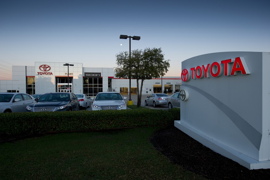 about toyota of plano new toyota and used car dealer serving dallas lewisville mckinney tx. Black Bedroom Furniture Sets. Home Design Ideas