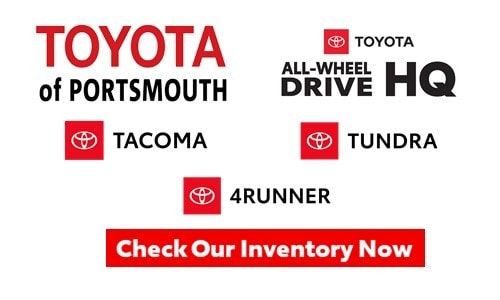 May AWD HQ Toyota Truck Offer
