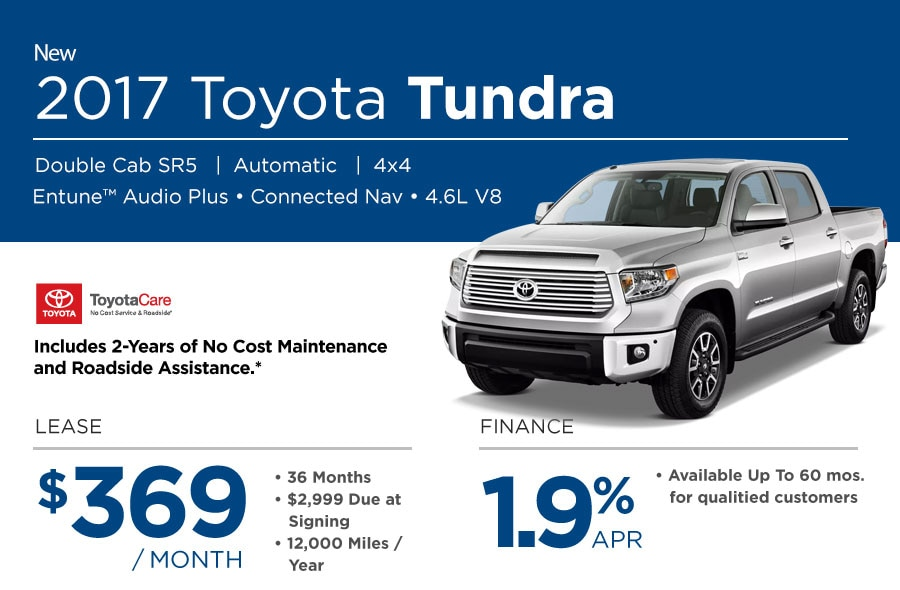 2017 Toyota Tundra Special in Portsmouth
