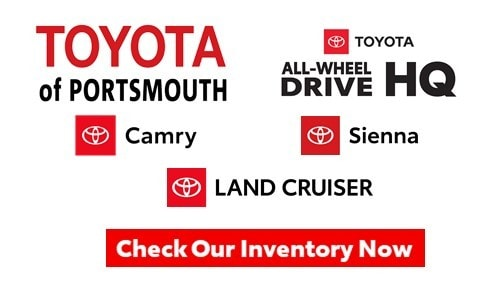 May AWD HQ Toyota Top AWD Offer