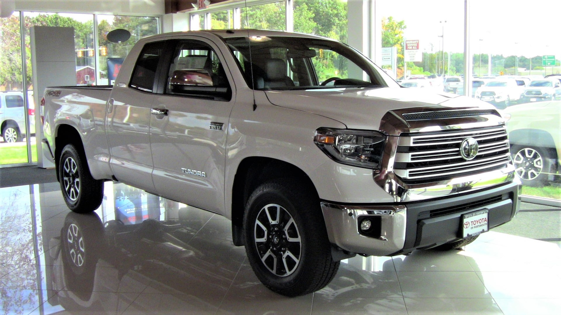 All-New Truck Showroom Open House | Toyota of Portsmouth