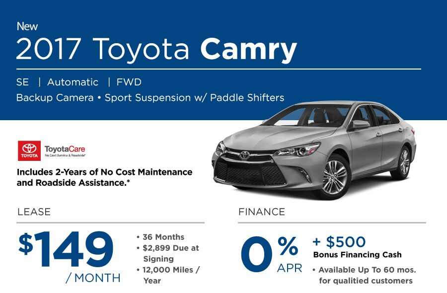 2017 Toyota Camry Special in Portsmouth