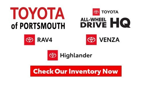 May AWD HQ Toyota SUV Offer