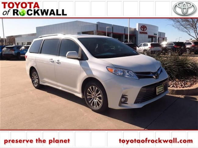New 2019 Toyota Sienna XLE 8 Passenger Van For Sale/Lease Rockwall, TX
