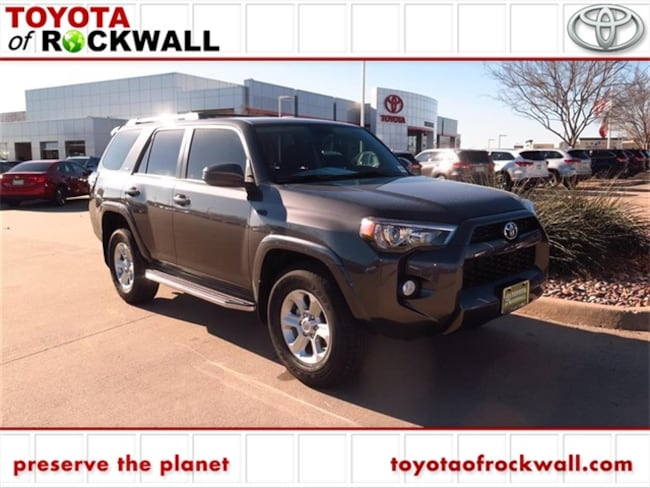 New 2019 Toyota 4Runner SR5 SUV For Sale/Lease Rockwall, TX