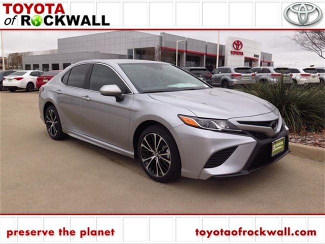 New 2019 Toyota Camry SE Sedan For Sale/Lease Rockwall, TX
