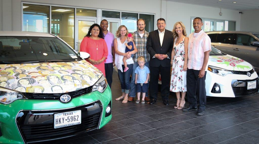 Toyota Of Rockwall >> Toyota of Rockwall Community Involvement | The toyota of Rockwall team strives to help our ...