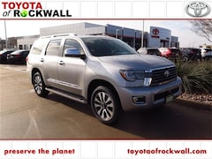 2019 Toyota Sequoia Limited SUV in Rockwall, TX