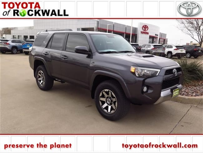 New 2019 Toyota 4Runner TRD Off Road SUV For Sale/Lease Rockwall, TX