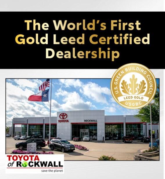 Toyota Of Rockwall >> Toyota Dealer Rockwall Tx New Toyota Certified Used