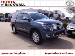 2019 Toyota Sequoia Platinum SUV in Rockwall, TX