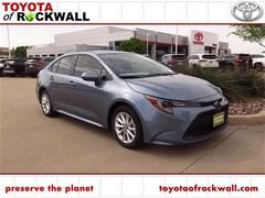 2020 Toyota Corolla LE Sedan in Rockwall, TX