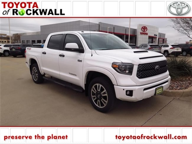 New 2019 Toyota Tundra SR5 5.7L V8 Truck CrewMax For Sale/Lease Rockwall, TX