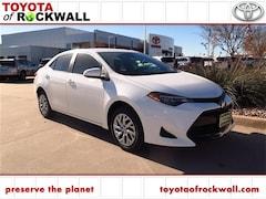 2019 Toyota Corolla LE Sedan in Rockwall, TX