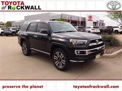 2019 Toyota 4Runner Limited SUV in Rockwall, TX