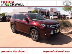 2019 Toyota Highlander Hybrid Limited Platinum V6 SUV in Rockwall, TX