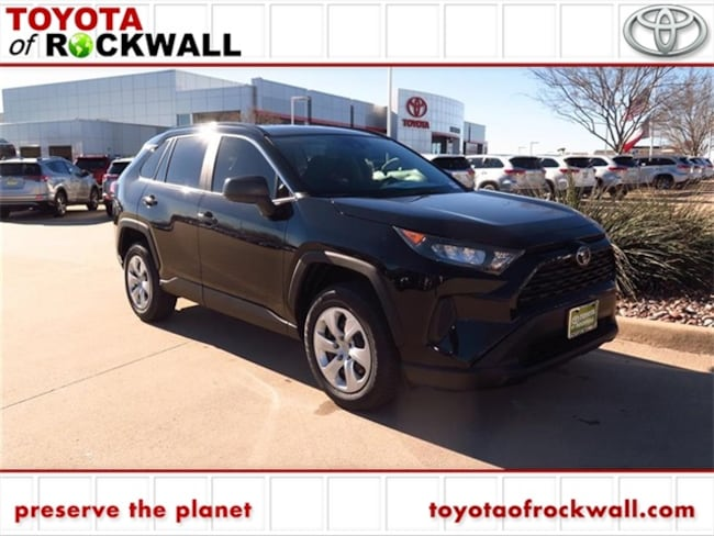 New 2019 Toyota RAV4 LE SUV For Sale/Lease Rockwall, TX
