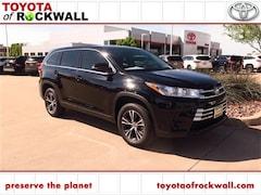 2019 Toyota Highlander LE I4 SUV in Rockwall, TX