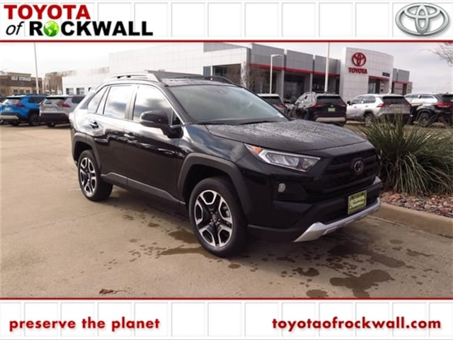 New 2019 Toyota RAV4 Adventure SUV For Sale/Lease Rockwall, TX