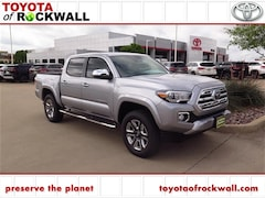 2019 Toyota Tacoma Limited V6 Truck Double Cab in Rockwall, TX