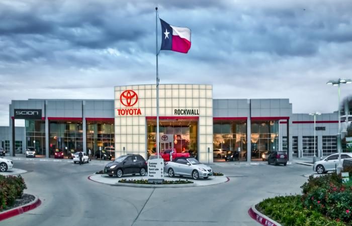Toyota Of Rockwall >> Toyota Dealer Rockwall Tx New Toyota Certified Used