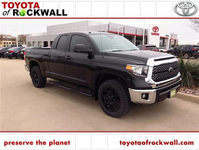 New 2019 Toyota Tundra SR5 4.6L V8 Special Edition Truck Double Cab For Sale/Lease Rockwall, TX