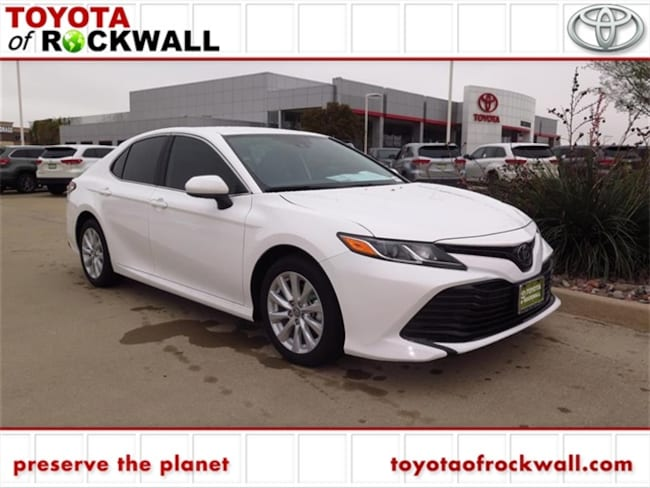 New 2019 Toyota Camry LE Sedan For Sale/Lease Rockwall, TX