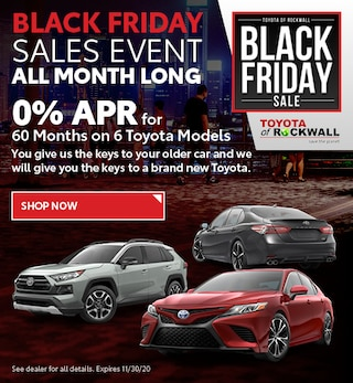 BLACK FRIDAY SALES EVENT ALL MONTH LONG