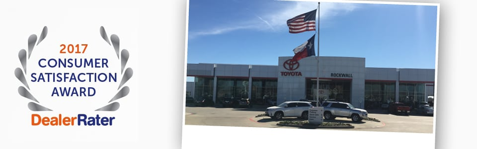Toyota Of Rockwall >> About Toyota Of Rockwall Serving Garland Richardson Rowlett