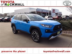 2019 Toyota RAV4 Adventure SUV in Rockwall, TX