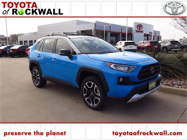 New 2019 Toyota RAV4 Adventure SUV For Sale/Lease Rockwall, TX