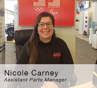 Nicole Carney Toyota of Runnemede