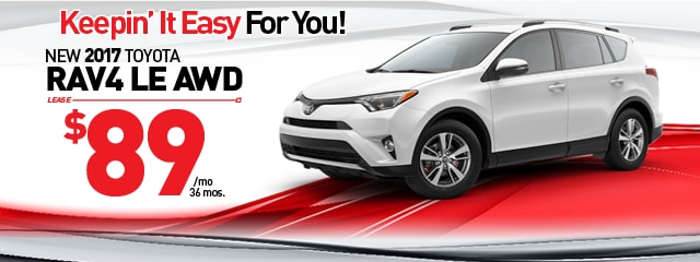 Toyota Lease Deals >> Toyota Of Runnemede Nj Rav4 Lease Special
