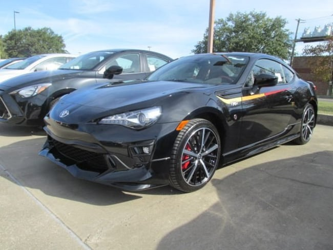 New 2019 Toyota 86 TRD SE Coupe in Ruston, LA