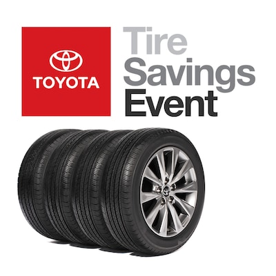 Tire Savings Event, Going on NOW!