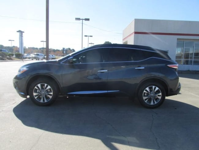 Used 2016 Nissan Murano SV SUV in Ruston, LA