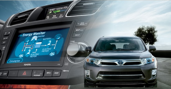Toyota Highlander 2011 Hybrid. The 2011 Toyota Highlander