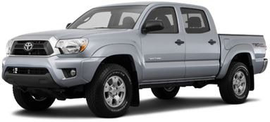 Toyota Tacoma Scheduled Maintenance Guide