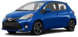 Toyota Yaris Scheduled Maintenance Guide